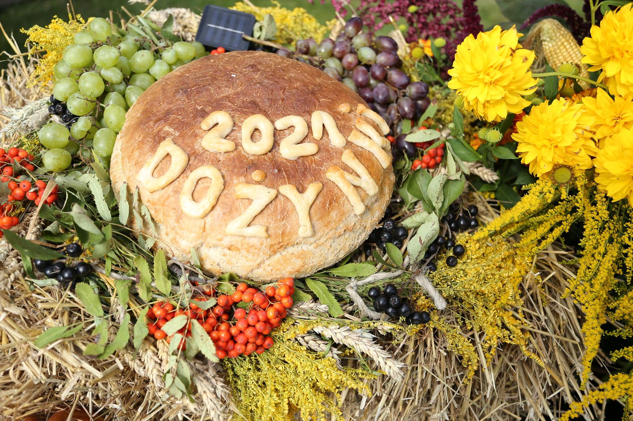 Ilustracja do informacji: Święto Plonów Gminy Bartoszyce
